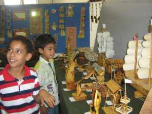 معرض الفنون اليدوية